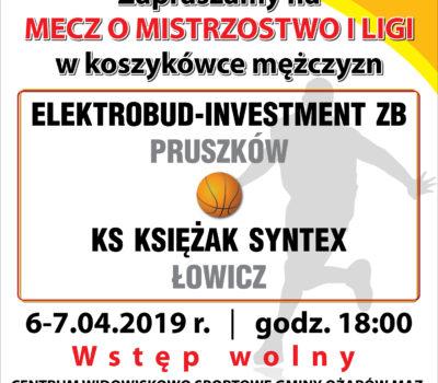 Plakat Znicz